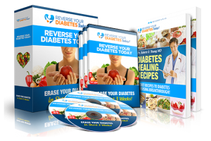 Reverse Your Diabetes Today package