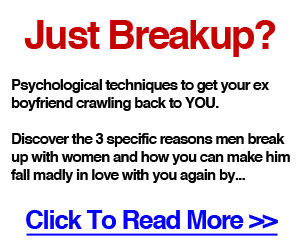 How To Get Your Ex Boyfriend Back Proven Method-2