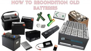 nicad battery reconditioning