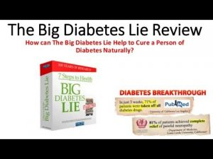 7 Steps To Health and Big Diabetes Lie Reviews